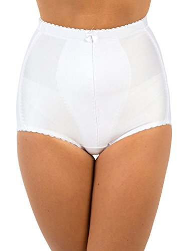 Ladies Bodyfit Control BODYSHAPER Tummy Tuck/Bum Lift Briefs Girdle (X-Large) by BE -