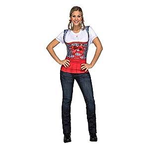My Other Me Me Me- Red Oktoberfest Lady Yiija Camiseta, Color Rojo (231341)