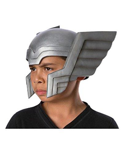 Lizenzierter Thor Helm für Kinder (Loki Helm Kostüm)