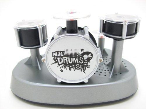 HWAMART  FINGER DURMS Mini-Finger-Touch-Desktop-Drum Set - Große Neuheit-Geschenk!