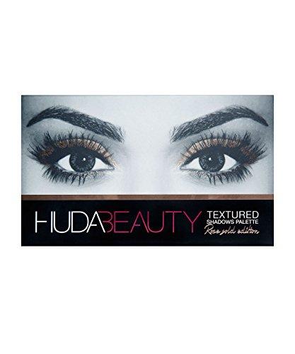 Huda beauty strutturato Shadows palette–rose Gold Edition