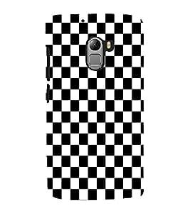 EPICCASE chess Mobile Back Case Cover For Lenovo Vibe K4 Note (Designer Case)