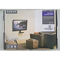 sanus support mural supports et meubles tv high tech. Black Bedroom Furniture Sets. Home Design Ideas