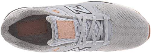 New Balance Nbml1550al, Chaussures de Sport Homme, Gris Jaune (Silver Mink)