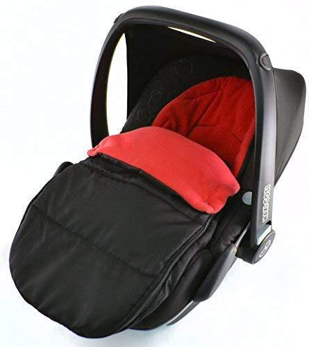 Imagen para Universal Coche Asiento Saco para Maxi Cosi Pebble, color rojo