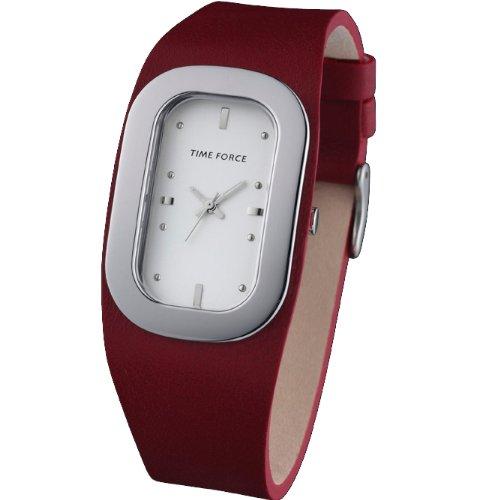 TIME FORCE TF-3164L04 - Orologio da polso colore rosso