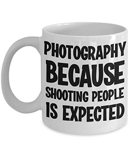 Photographer Mug for Husband Birthday Gag Gift for Cameraman Photography Lover Funny Tea Cup Camera Mugs