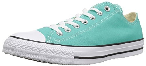 Converse - Chuck Taylor all Star 2018 Seasonal, Basse Donna, Grigio (Mouse), 40 EU