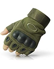 NIRVA WITH DEVICE OF WOMEN PICTURE Tactical Half Finger Gloves for Sports,Hiking,Cyclling,Travelling,Camping,Outdoor