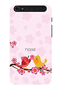 Noise Autumn Love Printed Cover for InFocus M808