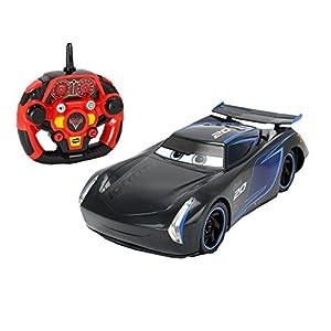 "Dickie Toys 203086007 ""RC Cars 3 Ultimate - Jackson Storm Mando a Distancia para Coche de Carreras"