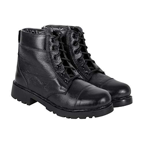 Blinder Mens Black Boots
