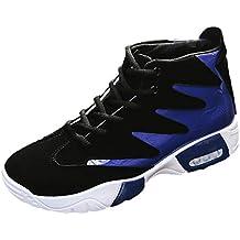 c08e33a36edc24 Dorical Herren Damen Laufschuhe Air Sneakers Sportschuhe Wanderschuhe Mode  Freizeitschuhe Rutschfeste Joggingschuhe Fitnessschuhe Outdoor Turnschuhe  Leichte