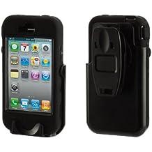Griffin Survivor Case with Belt Clip for Apple iPhone 4 Black