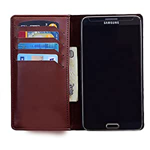 StylE ViSioN PU Leather Flip Cover For Lenovo A859