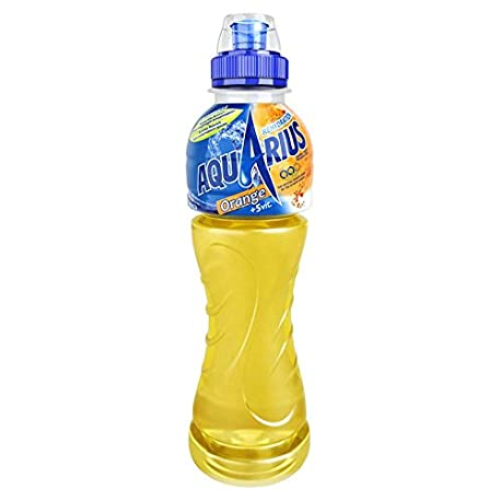 Aquarius Orange 50cl pack de 24