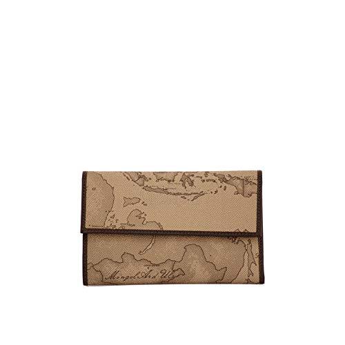 Portafoglio Donna | Alviero Martini 1^ Classe | 17 x 11 x 3 cm | Geo Tortora