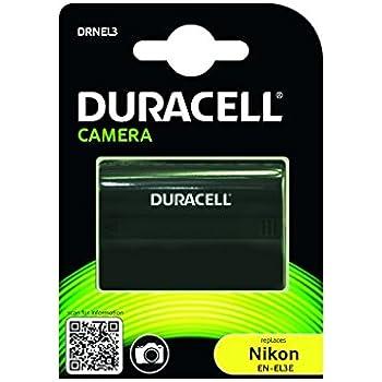 en-el3a Batería 1.600mah para Nikon en-el3