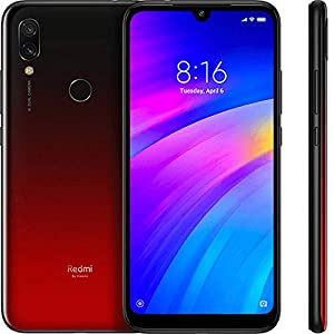 xiaomi redmi 7 - 41ncg2iSoEL - Xiaomi Redmi 7 Dual SIM 32GB 3GB RAM Lunar Rosso SIM Free