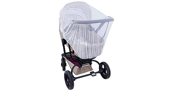 Lictin moskitonetz für kinderwagen kinderbett babyschale