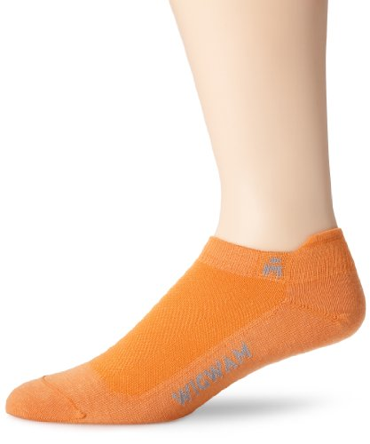 wigwam-ironman-lightning-pro-low-socks-m-orange