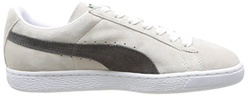 Puma Uomo Puma Classic Wedge L scarpe da ginnastica Blanc (White/Steel Grey)