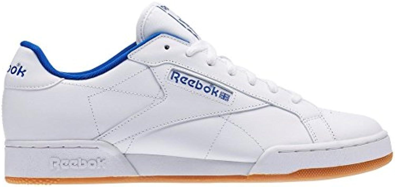 Zapatillas Reebok – NPC UK II CP Blanco/marrón