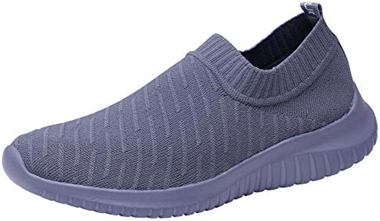 TIOSEBON Chaussure Léger Maille Déconractée Femme de Chaussure de Femme Marche RespirantB07GSYP62NParent 66a30c