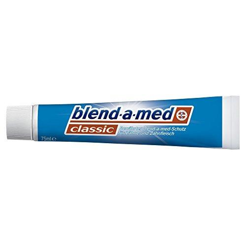 Blend-a-med Classic Zahncreme, 12er Pack (12 x 75 ml)