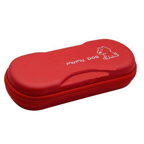 Superufo Carry Case Psp 2000 3000 Mumu Dog Red