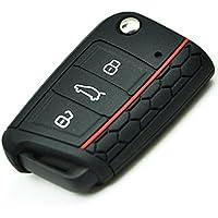 BluePony Seat Leon 5F · SC · St · Key Cover · Llave Carcasa Llave de Coche · schlü sseh ülle Llaves · Premium