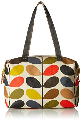Classic Schultertaschen Etc By Shopper Mehrfarbig multi Stem Multi Zip Orla Kiely Damen w6wtFrqzx