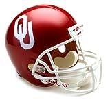 Riddell NCAA Oklahoma Sooners Deluxe - Casco de fútbol réplica