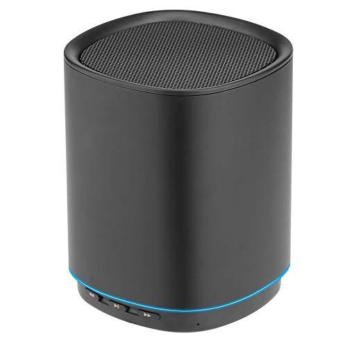 VBESTLIFE Altavoz Bluetooth Inteligente Portátil Manos Libres Servicios de Doble Nube Computadora Interactiva De Voz Sonido Claro