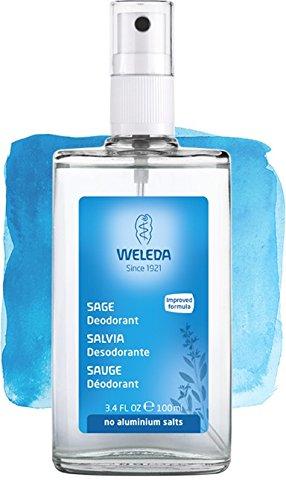 Desodorante Spray de Salvia Weleda