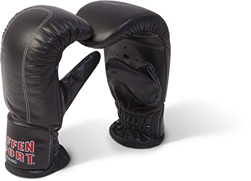 Paffen Sport KIBO FIGHT Boxsack-Handschuhe; schwarz; GR: S/M