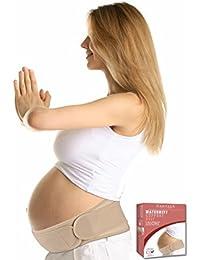 Fascia per gravidanza ZaryzzA, Cintura di gravidanza per il supporto della schiena, fascia contenitiva addominale traspirante, taglia unica