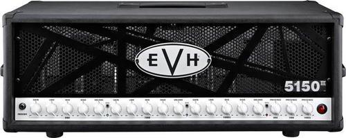 EVH 5150 III HD Black · Topteil E-Gitarre