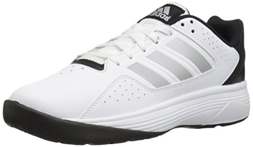 Chaussures Adidas Performance Cloudfoam VENTILATION Basket-ball, noir / blanc / blanc, 6,5 M Us Blanc