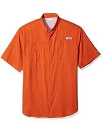 Columbia Tamiami II Camisa de Pesca de Manga Corta para Hombre 9e1184717ab