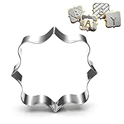 Magic Creative Cake Decoration Baking Tools - 4 Large Size Stainless Steel for Chicken