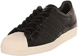 adidas Originals Superstar 80s W, core black/core black/off white