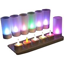 Zen Light XLR 12M Set de 12 velas recargable Multicolor