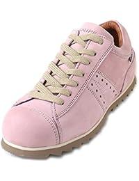 Snipe Zapatos con Cordones de Piel Mujer