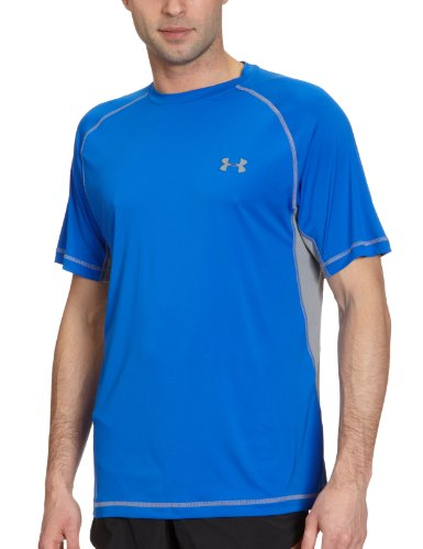 Under Armour - Pantaloni corti da uomo Eu Ua Catalyst Blau