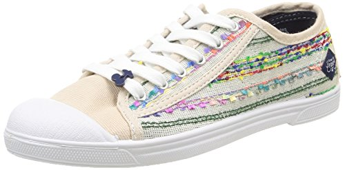Le Temps des CerisesLtc Basic 02 - Sneaker Donna , Beige (Beige (Hindie Sand)), 39