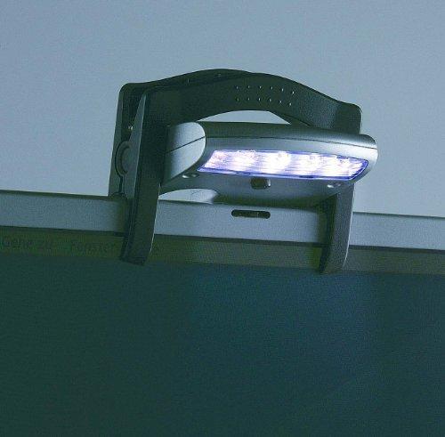 Laptop LED Klemmleuchte mit USB Anschluß