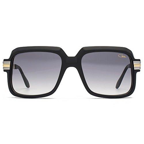 2fe2435ba4 Cazal Legends 607 Sunglasses in Matte Black 607 2 3 011 56
