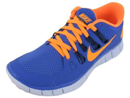 Nike–Scarpe da corsa donna Blue/Orange