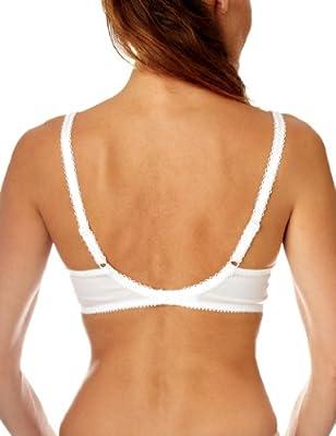 Naturana 7228/300 Full Cup Women's Underwear Set White 36B